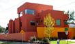 Mexican influenced Modern home by Scott Ballard