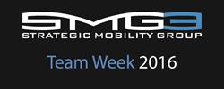 SMG3 Team Week 2016