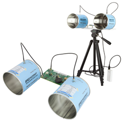 Pasternack Unveils Brand New Radar Demonstration Kits Covering the 2.4 GHz ISM Frequency Band