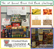 The 1st Annual Bravo Pawn Systems Food Bank Challenge Provides Over 200 pounds of Food to Local Communities