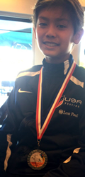 Pan American Games Silver Medalist