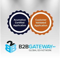 Acumatica certified EDI provider