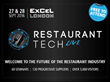 Wi-Q will be at stand 1232 at Restaurant Tech Live 2016