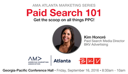 BKV's SEM Director Kicks Off New AMA Marketing Series September 16