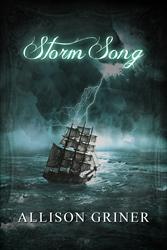 Storm Song a fantasy novel by Allison Griner