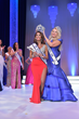 2017 crowning of Ms International Nova Kopp by 2016 Ms. International Deborah Valis Flynn