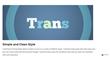 Pixel Film Studios Plugin - TransPoof - FCPX