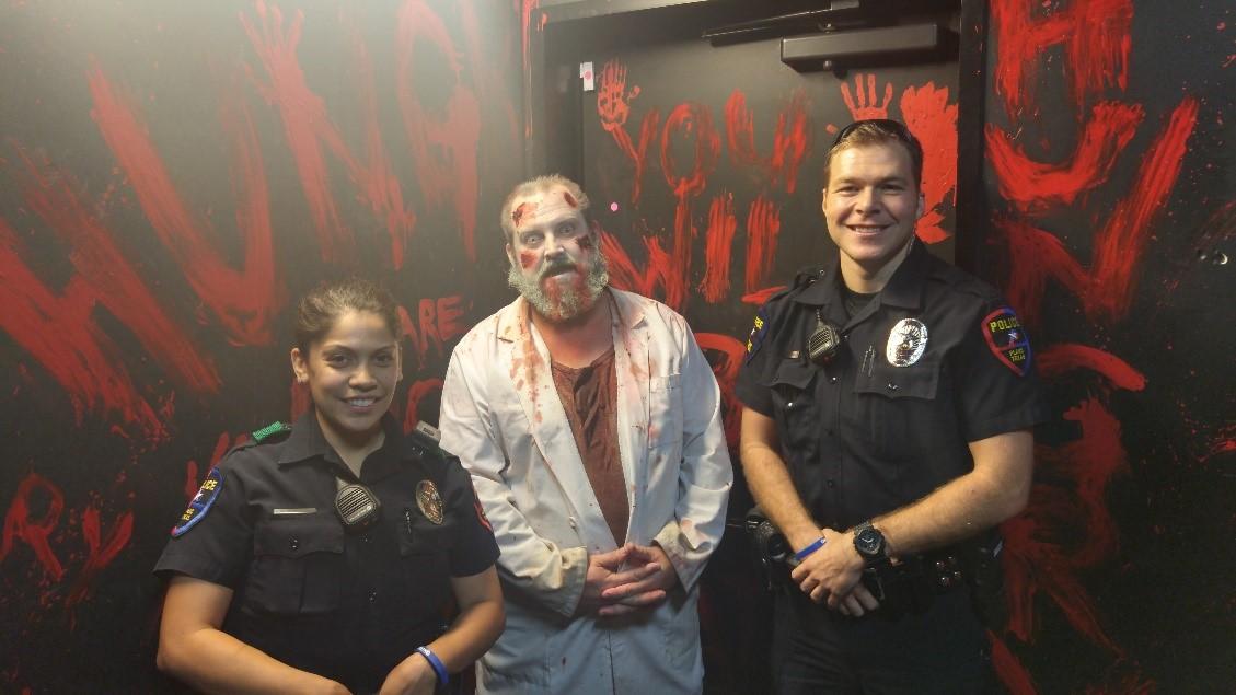 Room Escape Adventures Helps Dallas Police Department