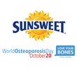 Sunsweet Shows How to Love Your Bones on World Osteoporosis Day