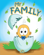 "JD's Newly Released ""My Family"" is a Children's Book That Uses Simple Language and Carefully Chosen Bible Verses to Help Children Understand the Power in Being Unique"