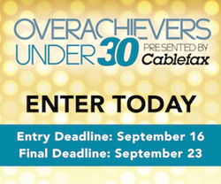 Cablefax Overachievers Under 30
