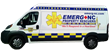 EMERG+NC Property Rescuers Branded Service Response Vehicle
