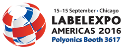 See Polyonics in booth 3617 at LabelExpo