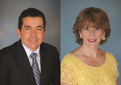 Daniel Hoefer, MD, and Suzi Johnson, MPH