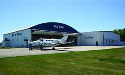 RAI Jets Kalamazoo AZO Hangar