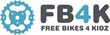 Free Bikes 4 Kidz Teams Up with Adventure Advertising to Grow Bicycle Donation Program