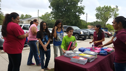 Manor Law Firm Kicks Off New School Year with School-Supply Giveaway