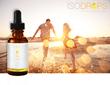 ISODrops full-spectrum, nano-amplified phytocannabinoid beverage enhancer