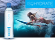 ISOHydrate - cutting-edge, all-natural hydration beverage takes water to a whole new level