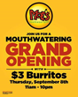 Moe's Southwest Grill Opening New Location in Hampton