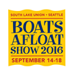 Seattle Boats Afloat Show logo