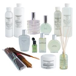 Retail Perfume Oils Website