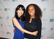 LBI 2016 film festival manager Tia Jones and Luciana Lagana