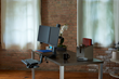 New Ergonomics Standing Desk Offers Greater Work Space