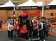 Taiwan Tourism Bureau Los Angeles Office at The Taste, Los Angeles's Most Extraordinary Culinary Expo, Attracted Huge Crowds for a Taste of Taiwan