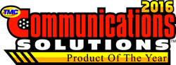 TMC 2016 Communications Solutions Product of the Year