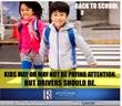 The Rothenberg Law Firm LLP's Latest Informative Meme Reminds Everyone to Keep Children Safe This Back to School Season