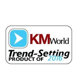KMWorld Trend Setting Product