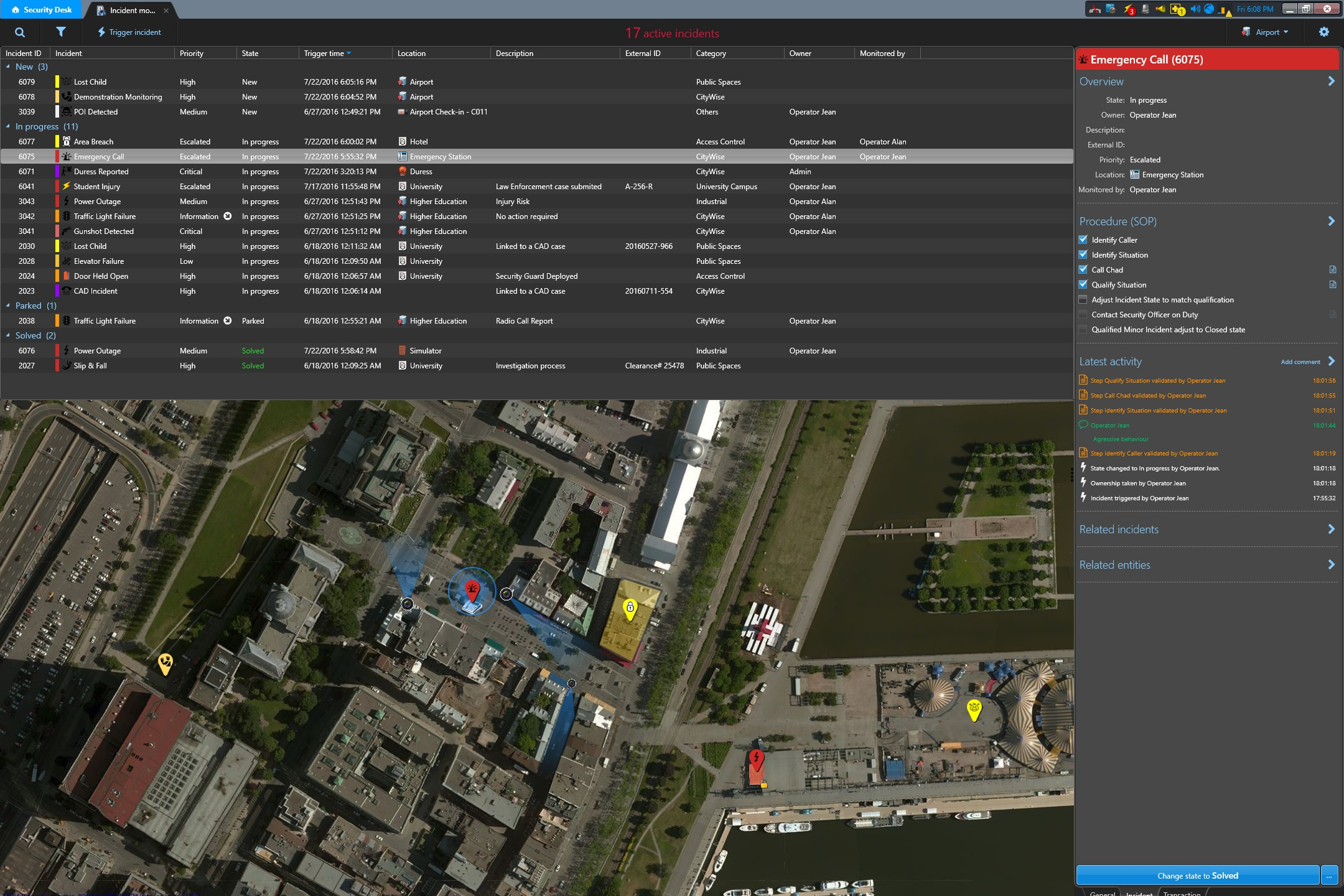 Genetec Announces Mission Control Situational Intelligence