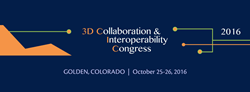 Sigmetrix' Announced as Sponsor of 2016 3D Collaboration and Interoperability Congress (3D CIC)