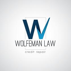 Wolfeman Credit Repair Logo