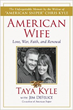 "Taya Kyle's New York Times bestselling book, ""American Wife."""