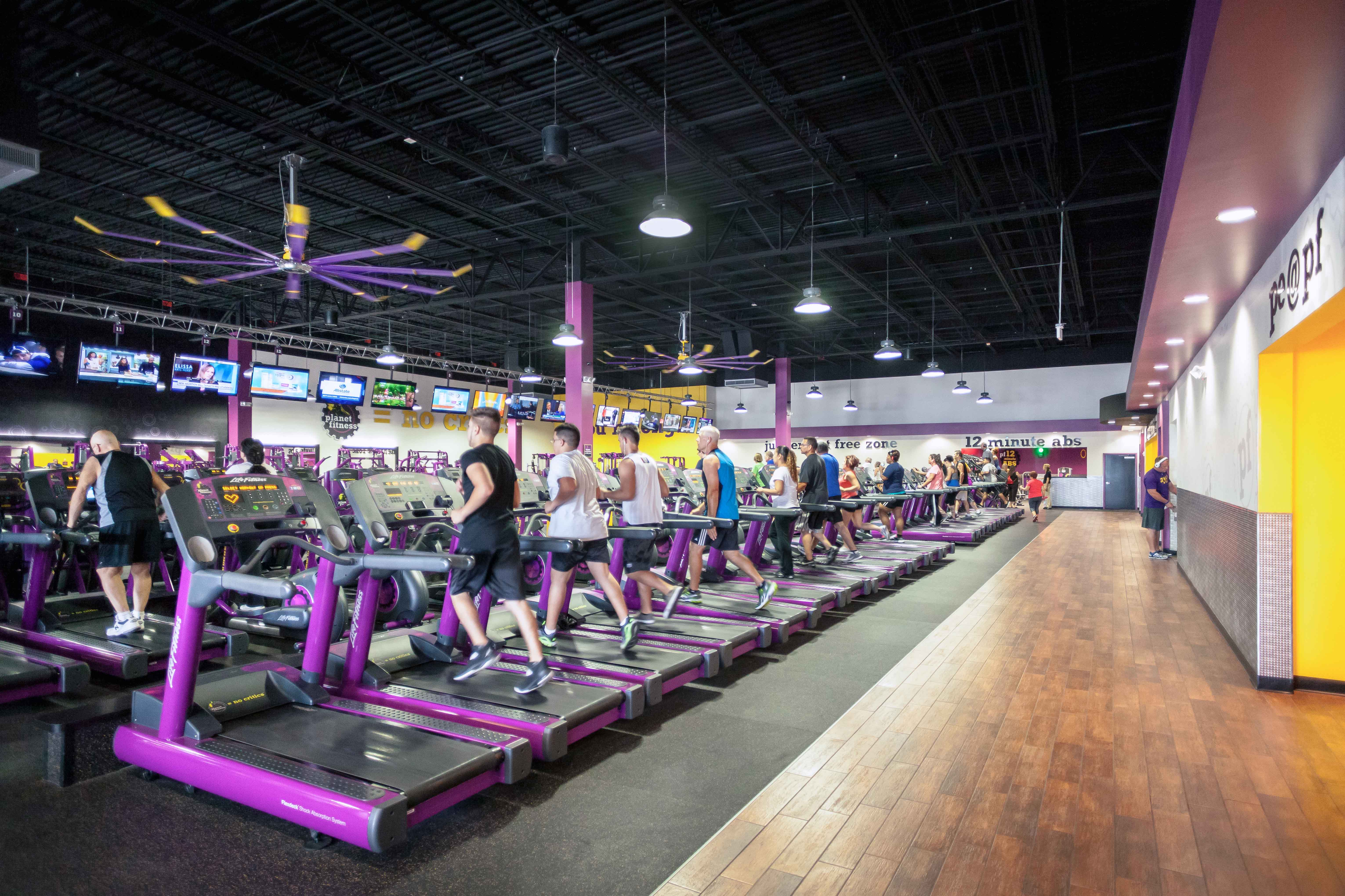 Flagship Planet Fitness Location Coming To Covington