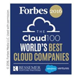 NewVoiceMedia named by Forbes as one of the world's top 100 cloud companies
