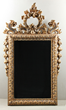 Italian Carved Gilt Wood Mirror