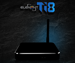 Element Ti8 Android TV Box