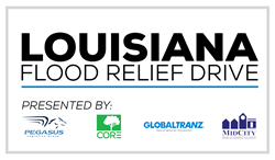 Louisiana Flood Relief Drive