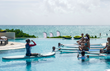 Stand Up Paddle Lessons at Mayakoba Playa Fest
