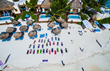 Mayakoba Playa Fest Yoga on the Beach