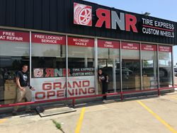 RNR Franchise Opens Is Bryan Texas
