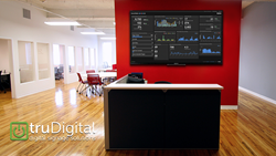 Display Real-Time KPI dashboards from Klipfolio with truDigital Signage.