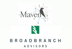 Maven and BroadBranch Partnership