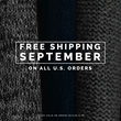 Apparel Loop Complimentary Shipping