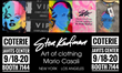Steve Kaufman Art of Clothing Makes USA Debut at 2016 New York City Fashion Show, A Collaboration of Steve Kaufman Art Licensing LLC and Italian Designer Mario Casali