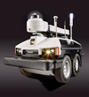 Sharp Debuts Automated Unmanned Ground Vehicle (A-UGV) for Security Industry