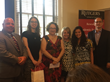 The Daniel Jordan Fiddle Foundation (DJFF) Trustees with Dr. Cathryn Potter, Dean of Rutgers School of Social Work, and The Daniel Jordan Fiddle Foundation Adult Autism Fellows